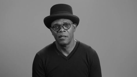 "Samuel L. Jackson Talks About His Favorite ""Hot Sweaty Love Scene"""