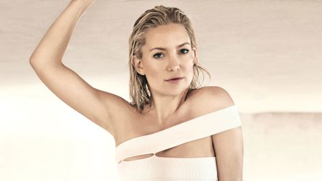 Kate Hudson On Her New Book Pretty Happy