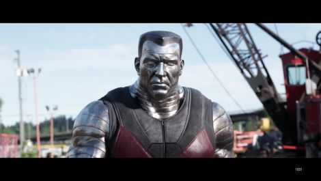 """It Took 5 Actors to Create """"Deadpool's"""" Colossus"""