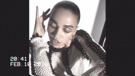 Behind the Scenes of FKA twigs's Allure May 2016 Cover Shoot