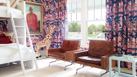 5 Clever Ways to Modernize a Dated Home with Pattern