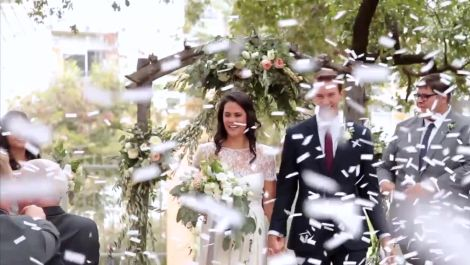 The Vows at This Texas Wedding Will Move You to Tears