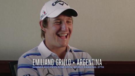 I Am An Olympian: Emiliano Grillo