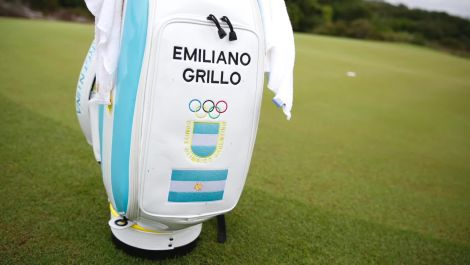 The Curious Saga of Emiliano Grillo's Missing Golf Bag