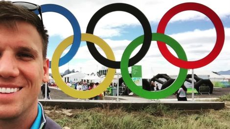 What It's Like Covering The Olympic Games
