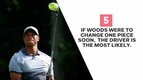5 Things To Know About Tiger and His Equipment