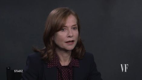What Scares Actress Isabelle Huppert?