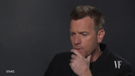 Ewan McGregor Gets Candid About the Trainspotting