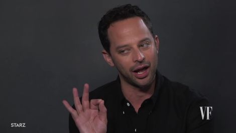 Nick Kroll Takes a Shot at Hollywood