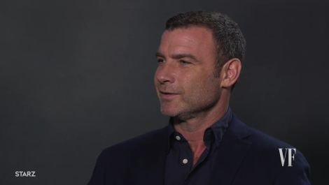 Liev Schreiber on the Central Lie of Fame