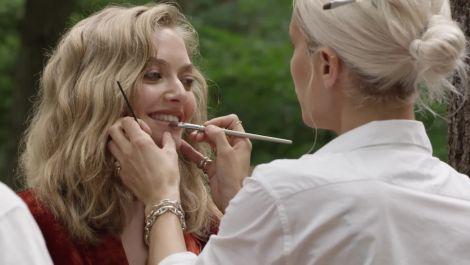 Amanda Seyfried's Allure Shoot Got Infinitely Cuter Thanks to Her Four-Legged BFF