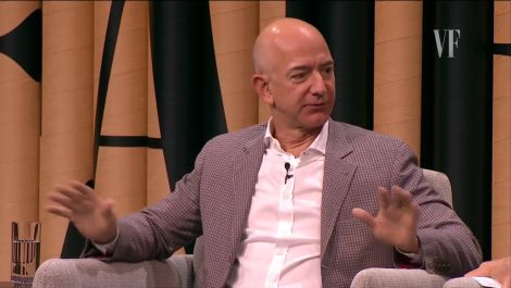 Jeff Bezos, Privacy, and the Age of Artificial Intelligence