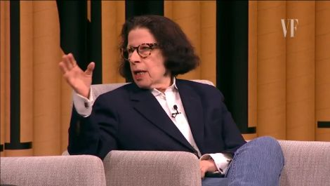 "Fran Lebowitz on the ""Template for the stupid President"""