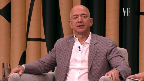 The Power of Jeff Bezos