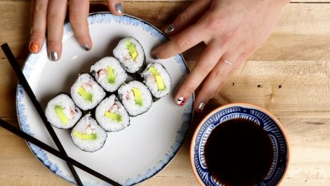 How Nail Art Can Help You Make Better Sushi