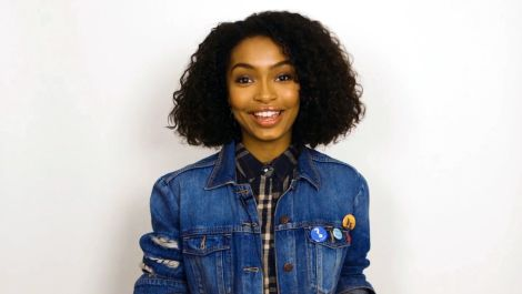 Yara Shahidi Shares the First Time She Fell in Love With Her Hair