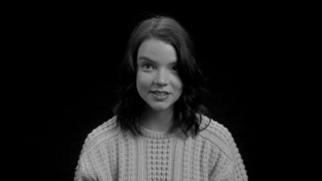 Anya Taylor-Joy Is a Real Scaredy-Cat, Especially When It Comes to Revolving Doors