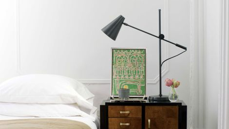 4 Ways to Style a Nightstand