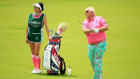 John Daly honors Tom Petty