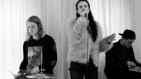 "MØ Performs ""Pilgrim"" Exclusively for Vogue.com"