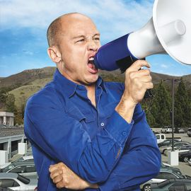 The Satire of Our Dreams With Mike Judge