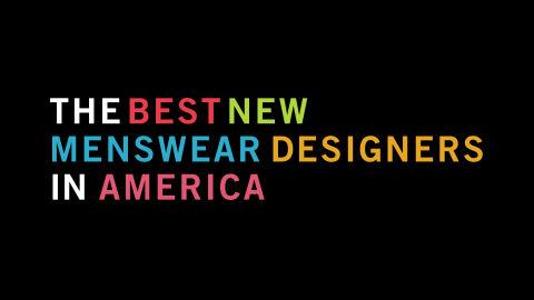 GQ's Best New Menswear Designers in America