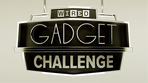 WIRED's Gadget Challenge