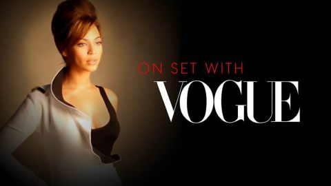 On Set with Vogue