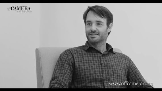 "Will Forte on ""Off Camera"""