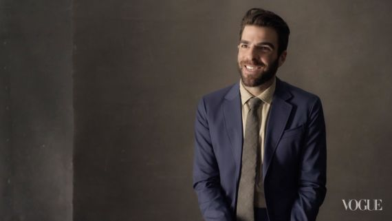 The Backstory with Zachary Quinto