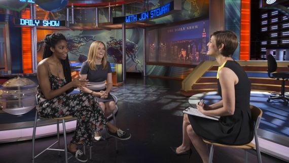 Career Secrets from The Daily Show's Samantha Bee and Jessica Williams