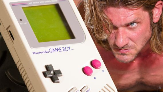 Nintendo Game Boy vs. Sledgehammer