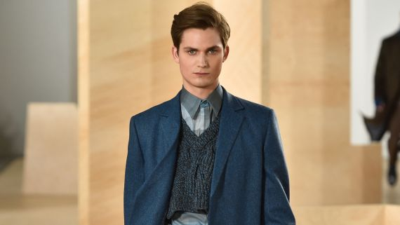 How to Look More Like a Male Model (or at Least Get His Hair)