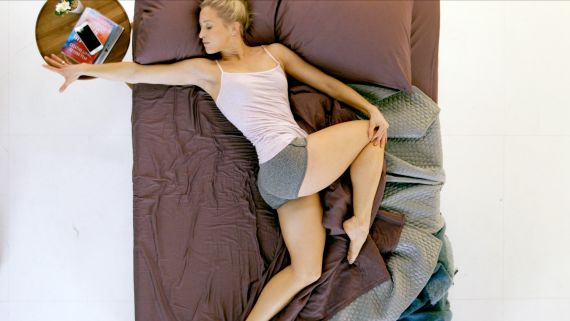 Easy 10-Minute Workout You Can Do in Bed