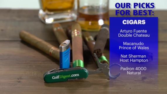 Best Damn Cigars For Golfers