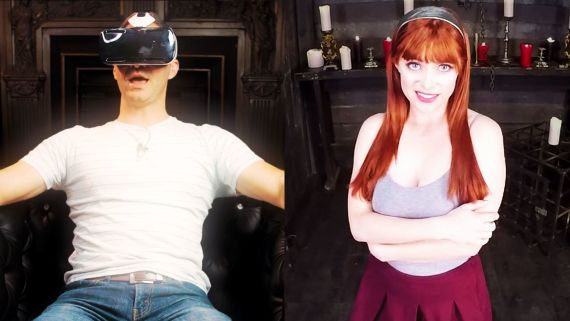 How to Make VR Porn | OOO with Brent Rose