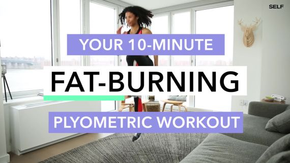 A Simple Fat-Burning Workout You Can Do At Home