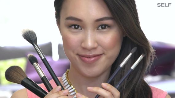The Only 5 Makeup Brushes You'll Ever Need