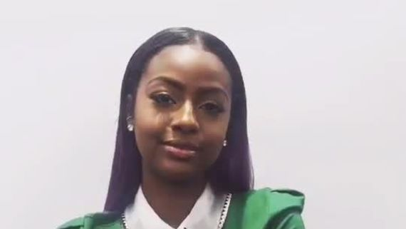 Newly Minted Roc Nation Star Justine Skye Previews Her New Single