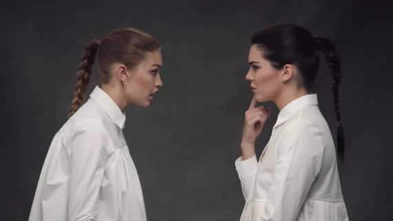 Kendall Jenner, Performance Artist, Channels Icons Like Marina Abramovic and Yoko Ono