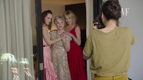 Three Generations of Hollywood Royalty