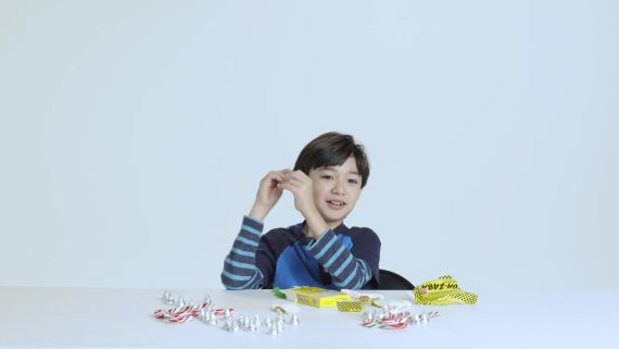 Kids Try 100 Years of Candy