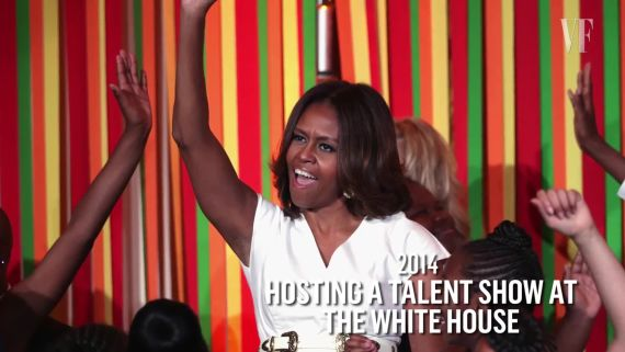 Looking Back at Eight Years of Michelle Obama Style
