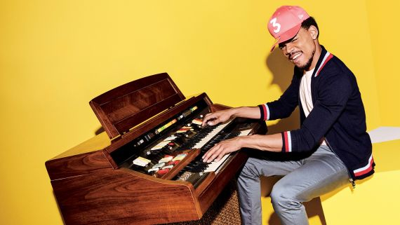 Get Inside the Studio with Chance the Rapper