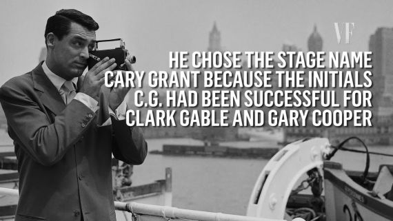 Cary Grant: 10 Things to Know