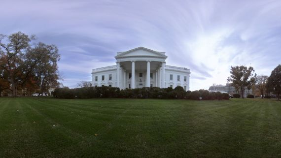 Tour the White House in Facebook 360