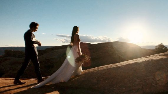 We Can't Believe This Wedding Video Was Shot on an iPhone