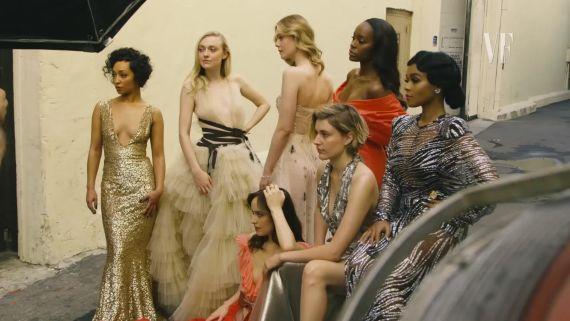 Behind the Scenes of the 2017 Vanity Fair Hollywood Issue