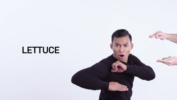 Tony Jaa Kicks and Punches Everyday Objects