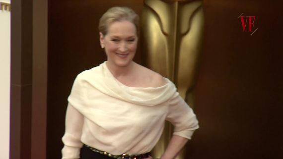 Meryl Streep's Best Red Carpet Looks